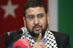 حماس تؤكد استمرار جهود القاهرة للتهدئة