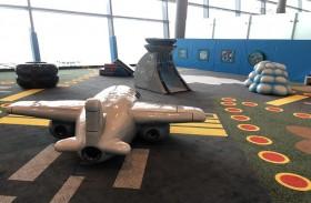 مطار أبوظبي الدولي يرتقي بمرافقه المخصصة للعائلات