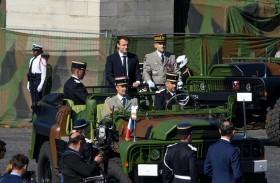 العلاقة المعقدة بين رؤساء فرنسا وجنرالاتها...!