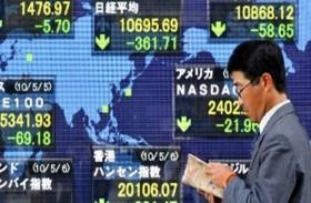 نيكي الياباني يغلق مرتفعا مع صعود الدولار