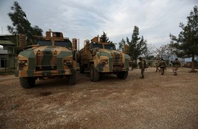 تركيا تنفي استخدام الأسلحة الكيماوية في عفرين