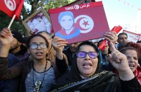 تونس تحيي الذكرى السابعة لثورتها في أجواء متوترة