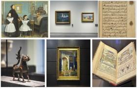 أعمال فنية جديدة في قاعات عرض اللوفر أبوظبي