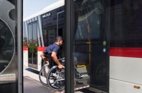طرق دبي تنفذ المرحلة الأولى لتهيئة مرافقها لدعم أصحاب الهمم