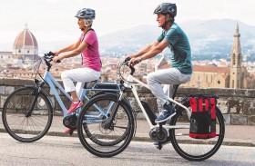 قيادة الدراجة 20 دقيقة يعزز الإدراك والذاكرة فى الستينيات
