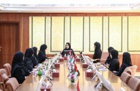 مجلس إدارة سيدات أعمال عجمان يعقد اجتماعه الرابع ويستعرض خطة 2020