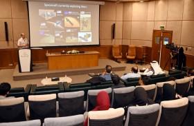 جامعة الشارقة تستعرض المختبرات الافتراضية