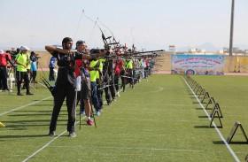 بداية قوية ومثيرة للرماة في دوري الإمارات للقوس والسهم