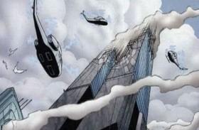 هل توقعت قصص سوبرمان أحداث 11 سبتمبر؟