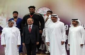 ختام بطولة كأس صاحب السمو رئيس الدولة السنوية للجودو
