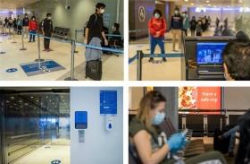 10 خطوات تحقق تجربة سفر سلسة وآمنة عبر مطار أبوظبي بعد استئناف الرحلات تدريجيا