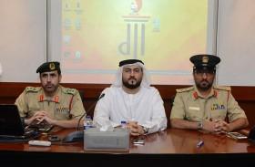 شرطة دبي ومعهد دبي القضائي يُطلقان دبلوم مكافحة جرائم الاتجار بالبشر في دورته الثالثة