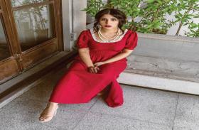 شيماء سليمان:  لن أحبس نفسي في خندق ضيق يحد من انطلاقتي الفنية