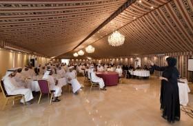 شرطة أبوظبي تنفذ ورشة عمل حول حماية حقوق الإنسان