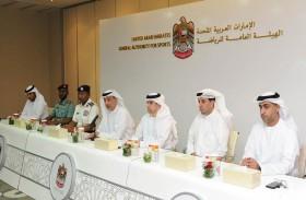 «هيئة الرياضة» تناقش معايير الأمن والسلامة في المنشآت الرياضية