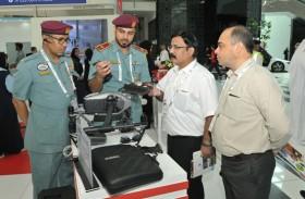شرطة أبوظبي تختتم مشاركتها في «المهارات العالمية» بنجاح
