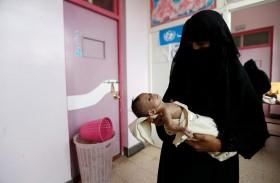 الأمم المتحدة: 80 % من أطفال اليمن بحاجة لمساعدة فورية
