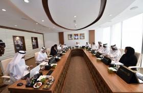 مجلس دبي الرياضي يبحث إطلاق دورة رياضية عالمية للشركات