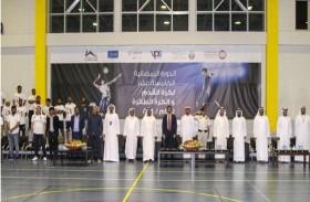 شرطة أبوظبي تنظم البطولة الرمضانية في «أيكاد»