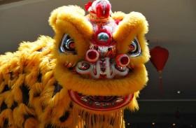 دبي تشهد أروع الاحتفالات برأس السنة الصينية