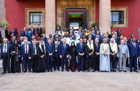 وفد المجلس الوطني الاتحادي برئاسة أمل القبيسي يختتم زيارة ناجحة إلى المملكة المغربية