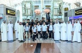 الشارقة يعسكر في المنامة استعداداً لخليجية السلة الـ 39