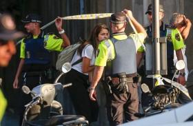 26 جريحاً فرنسيا في اعتداء برشلونة