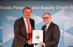 بنك أبوظبي الأول يحصد جائزة «أفضل مزود لخدمات التمويل التجاري في الإمارات»