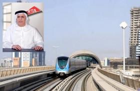 أكثر من 275 مليون راكب استخدموا وسائل النقل الجماعي في دبي في النصف الأول من 2017