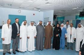 لجنة الشؤون الصحية للوطني الاتحادي تزور مؤسسات طبية في أم القيوين والفجيرة
