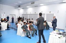 سلامة الطفل تجمع 42 طالباً من ذوي الإعاقة السمعية في ورشة حول حقوق الأطفال