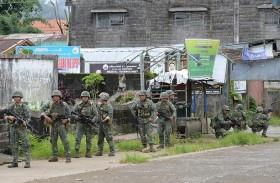 معركة ماراوي تدخل شهرها الثالث في حرب الفلبين