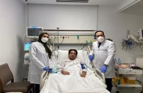 السعودي الألماني - الشارقة ينقذ شابا توقف قلبه وغاب عن الوعي 30 دقيقة