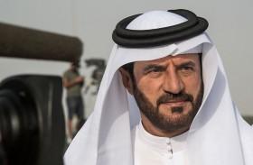بن سليم : يدعم مشاركة فريق الإمارات
