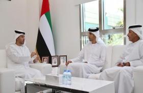 «التغير المناخي» و«الإمارات للفضاء» تبحثان افاق التعاون والتنسيق المشترك