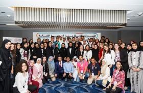نورة الكعبي: الشباب فرصتهم هي الآن وأدعوهم للمشاركة في خلق محتوى عربي عالمي المستوى