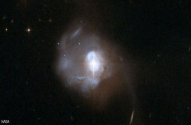 علماء يكتشفون غاز الحياة خارج مجرتنا