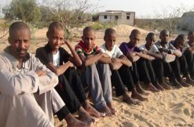 اللاجئون الأفارقة في اسرائيل يخافون الترحيل
