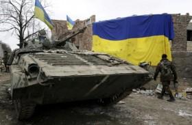 5 قتلى بمعارك في الشرق الانفصالي لأوكرانيا