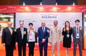 آسيا ديرما 2019 يسجل نجاحا لافتا في سنغافورة