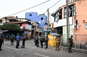 سريلانكا تلاحق متهمين باعتداءات الفصح