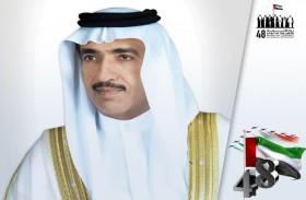 أحمد جمعة الزعابي: الاتحاد إنجاز تاريخي حققت بفضله بلادنا نهضة تنموية شاملة
