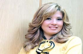 رانيا شوقي سعيدة بالوقوف أمام (الزعيم) في (عوالم خفية)
