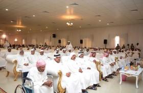 بلدية منطقة الظفرة تنظم لقاءات مع ممثلي الجهات الحكومية والمواطنين