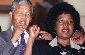 جنوب افريقيا: ويني مانديلا رمز المعاناة الطويلة...!