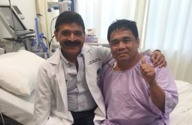 أخصائي ذو خبرة في مستشفى زليخة يجري علاجاً ناجحا لأحد المقيمين بعد عدة محاولات متعثرة لفتح أحد الشرايين المغلقة بنسبة 100%