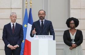 اجتماع لمجلس الوزراء الفرنسي لأجل نوتردام