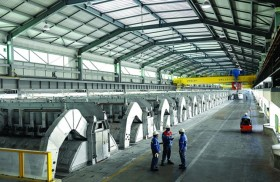 الإمارات العالمية للألمنيوم تشارك في القمة العالمية للصناعة والتصنيع
