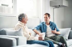 كيف تعتني بوالديك المسنين في العزل الصحي