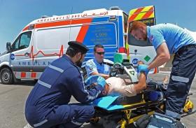 شرطة أبوظبي: نجاح «الإنعاش القلبي الرئوي» بنسبة 88.23 % العام الماضي